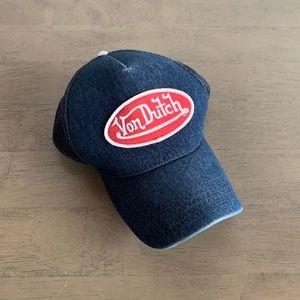 Von Dutch | Denim Trucker Hat